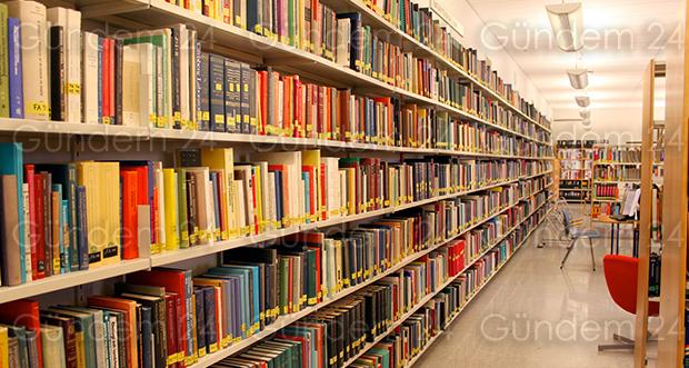 Erzincan'a Yeni Kütüphane