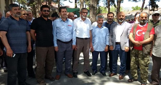 Erzincan Sivil Toplum Platformu üyesi STK'lardan Kudüs Açıklaması
