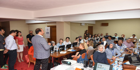 Erzincan eTwinning Çalıştayı