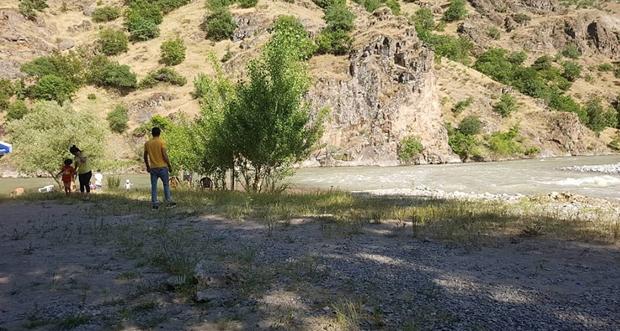 Tunceli'de 'Deniz Turizmi' İlgi Odağı
