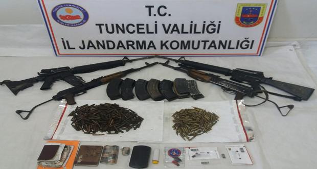 Tunceli-Merkez Kırsalında Etkisiz Hale Getirilen Terörist Sayısı (5) Oldu