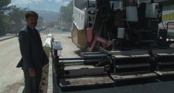 Asfalt yama onarım çalışmaları tüm hızıyla devam ediyor