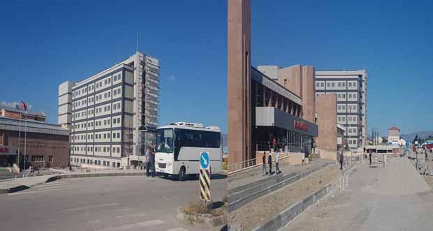 Hastanenin çehresi de değişiyor