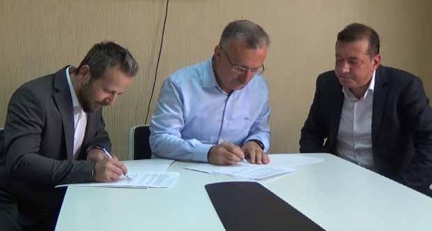 Üniversite-Sanayi İşbirliği Protokolü İmzalandı