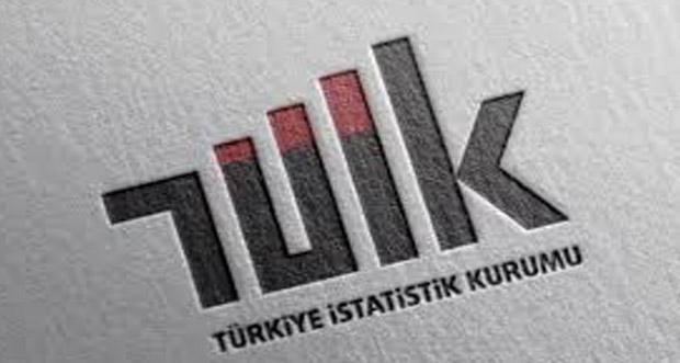 TÜİK Türkiye İstatistik Kurumu Erzurum Bölge Müdürlüğünden alınan bilgilere göre;