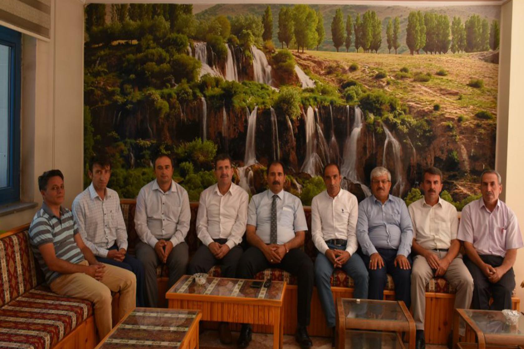 Öğretmenevi Müdürleri Toplantısı