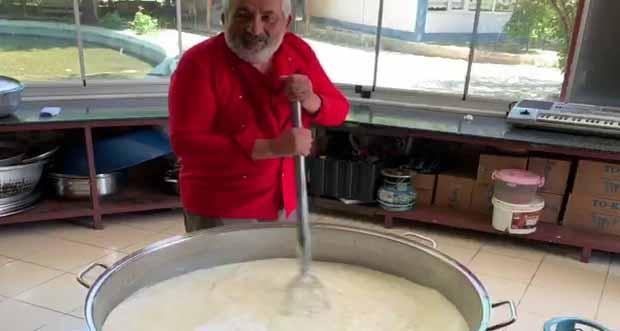 Dondurma nasıl yapılır?
