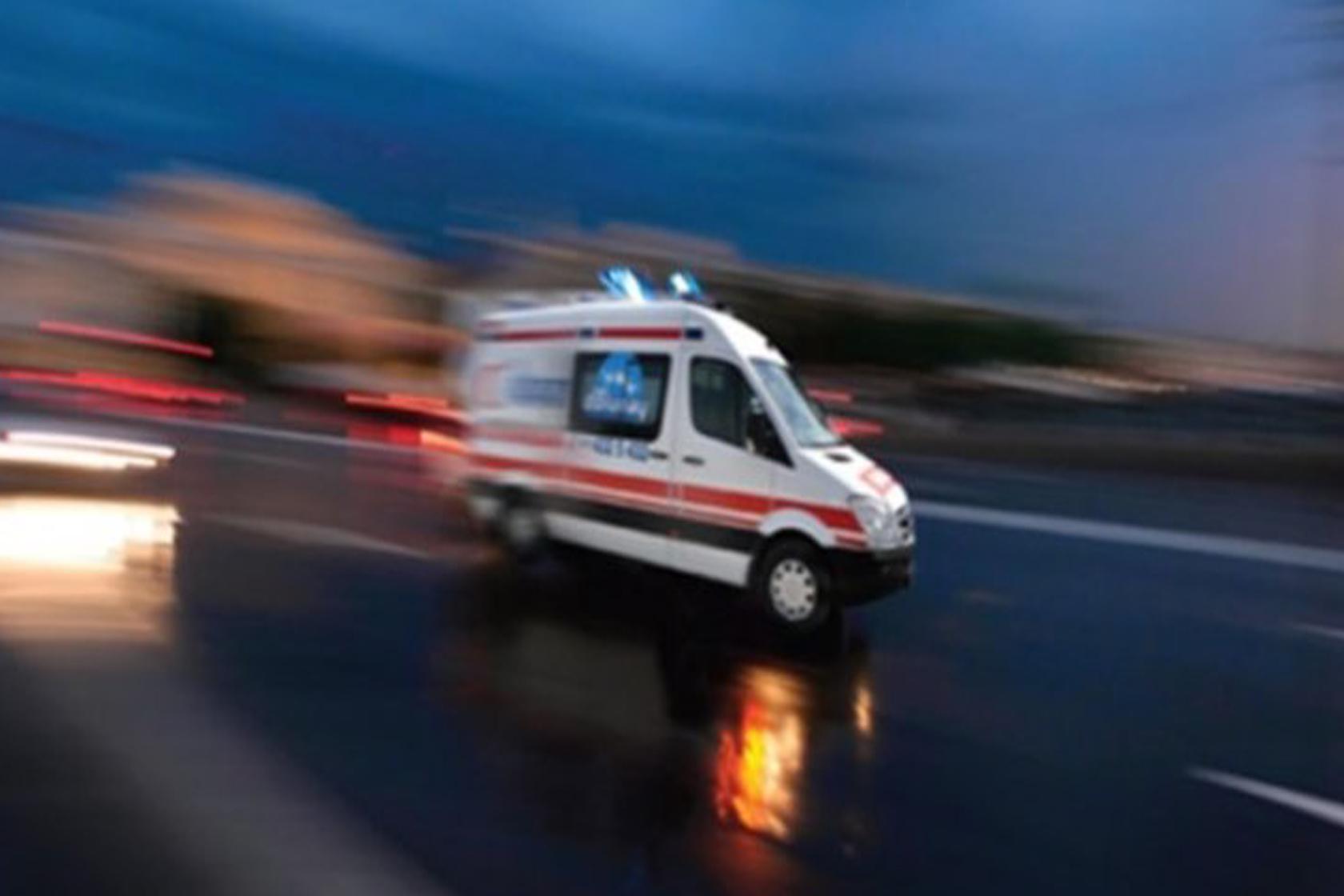 Kazada 7 kişi yaralandı