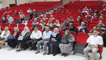 Hacı Adayları İle Tanışma ve Bilgilendirme Toplantısı Yapıldı…