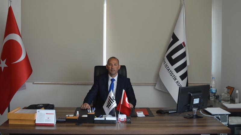 Türkiye İstatistik Kurumu Erzurum Bölge Müdürlüğünden alınan bilgilere göre;