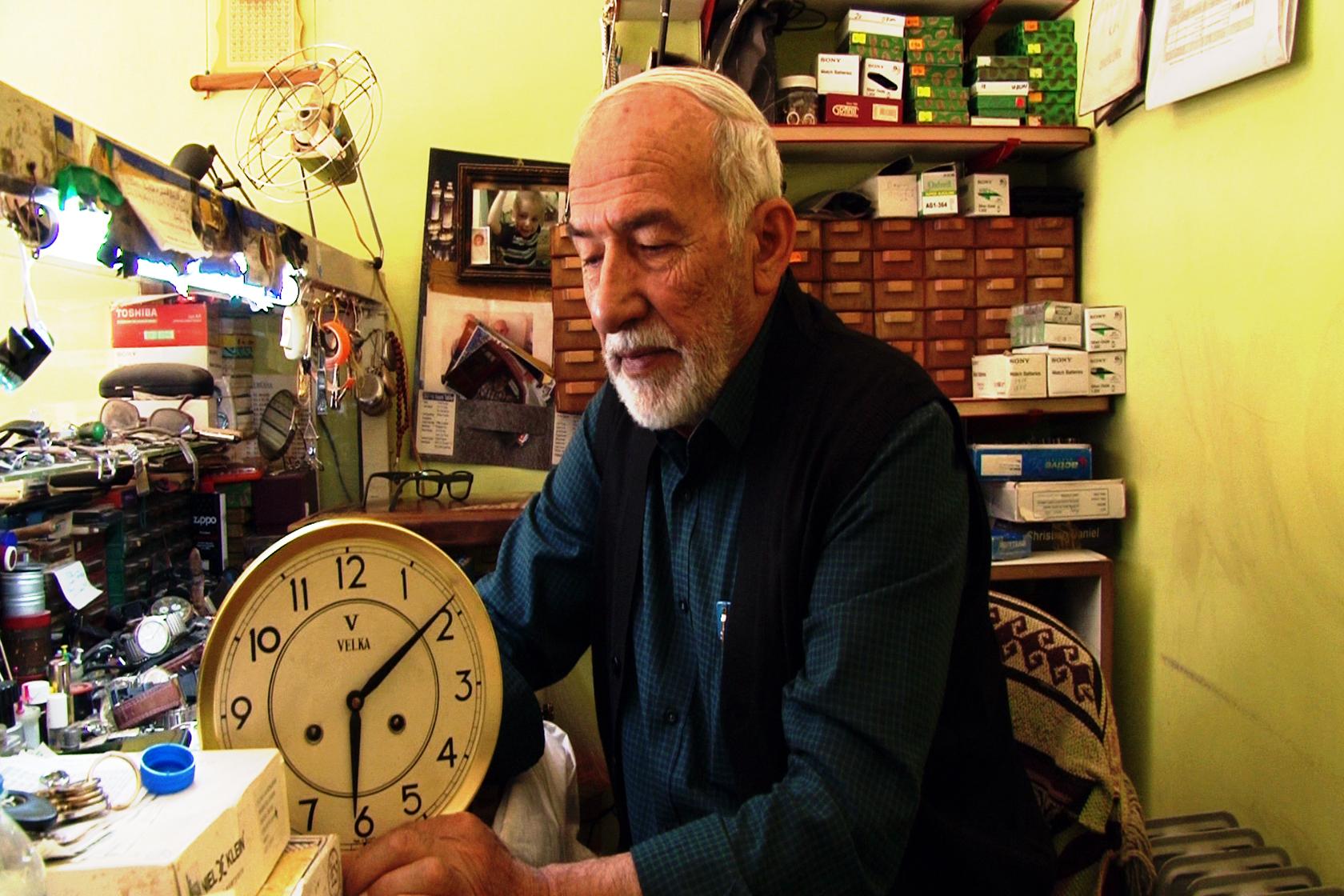 Eski kurmalı saatlere can veriyor