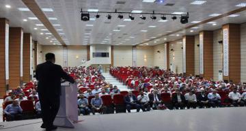 """Erzincan'da """"Vekâletle Kurban Organizasyonu Tanıtım Toplantısı"""" Yapıldı"""