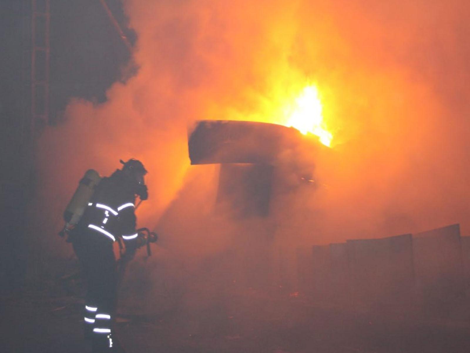 Erzincan'da yangınlar arttı