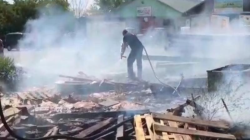 Hava sıcaklıklarının artması ile birlikte yangın olayları da sıklaşmaya başladı