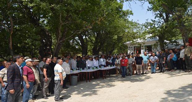 Derviş Cemal Köyü'nde Cemevi Açılışı Gerçekleştirildi