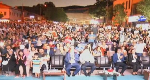 18. Geleneksel Bal Festivali yoğun katılımla gerçekleştirildi