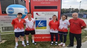 Millilerimiz Polonya 'da Türkiyeyi Temsil Edecekler