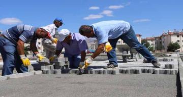 İki Yeni Çocuk Oyun Parkı Yapılıyor