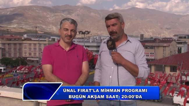 ERGÜN EFE ERT ŞAH TV EKRANLARINDA SİZLERLE