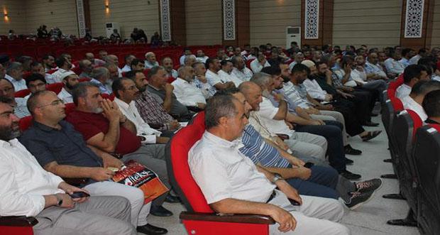 Ağustos 2019 Mutat Personel Toplantısı Yapıldı