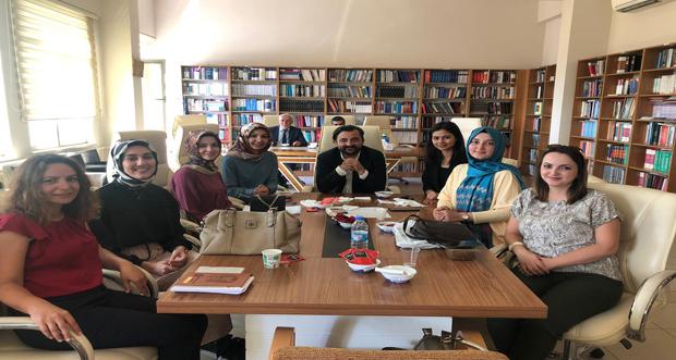 Erzincan Barosu , Muharrem ayı sebebiyle etkinlik düzenlendi