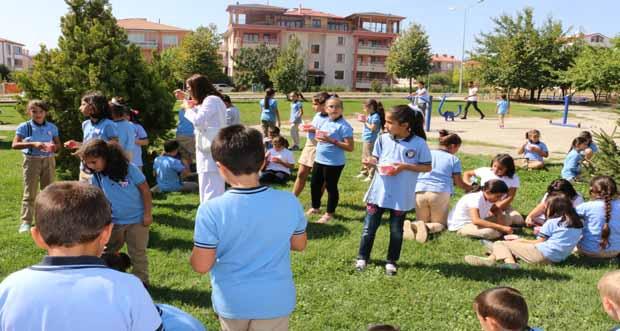 Birlik ve beraberlik adına aşure etkinliği düzenlendi