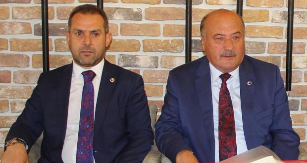 AK Parti'den Terör Kurbanı Ailelere Destek