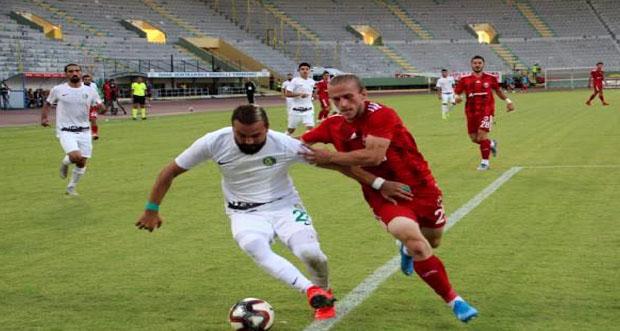 ANAGOLD 24 Erzincan spor bir üst turda