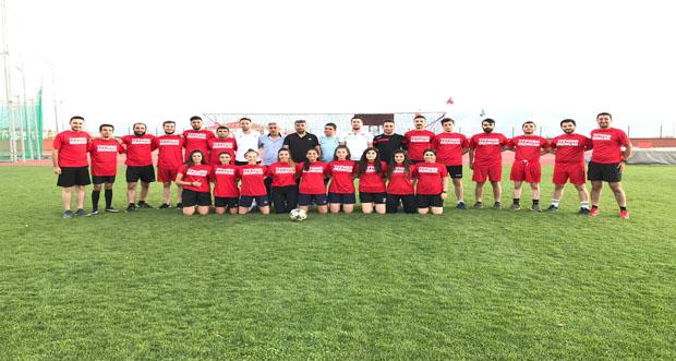 Erzincan'da Futbol hakemleri sezonu açtı