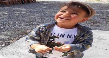 Erzincan'da talihsiz bir kaza sonucu hastanede yaşam mücadelesi veren Küçük Kian öldü