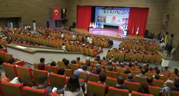 Erzincan Tarihi Sempozyumu Başladı