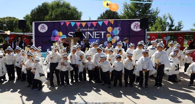Erzincan Belediyesi Sünnet Şöleni Yaptı
