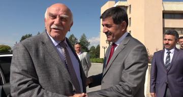 ATO'dan Belediye Başkanı Aksun'a ziyaret