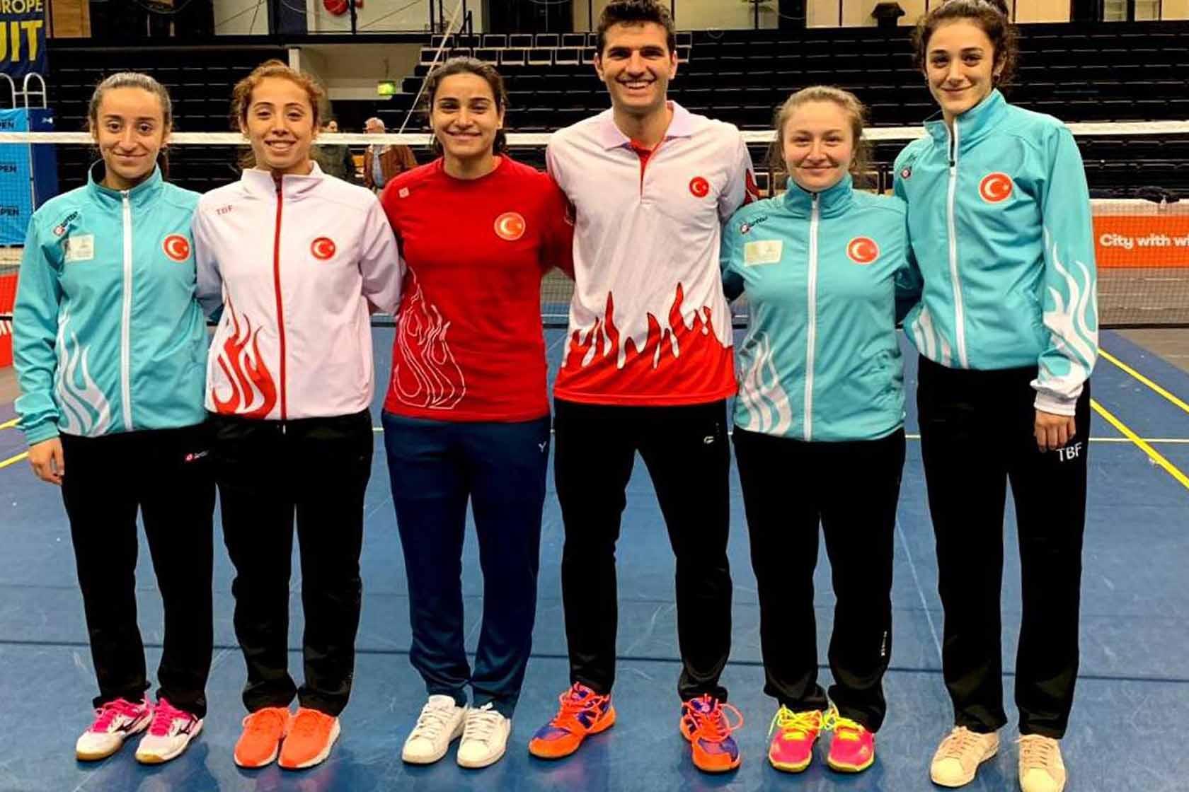 Milli Badmintoncular Olimpiyat Peşinde