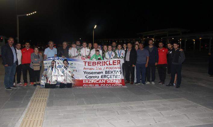 Badminton 'da Avrupa üçüncülüğü