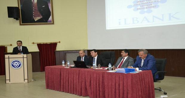 2019 yılı 4'üncü İl Koordinasyon Kurulu Toplantısı Yapıldı