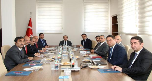 KUDAKA 115. Yönetim Kurulu Toplantısı Gerçekleştirildi
