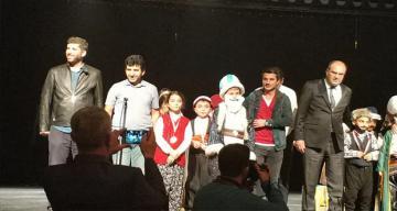 Konya Akşehir'de 3. Ulusal Nasrettin Hoca Fıkraları canlandırma yarışması düzenlendi