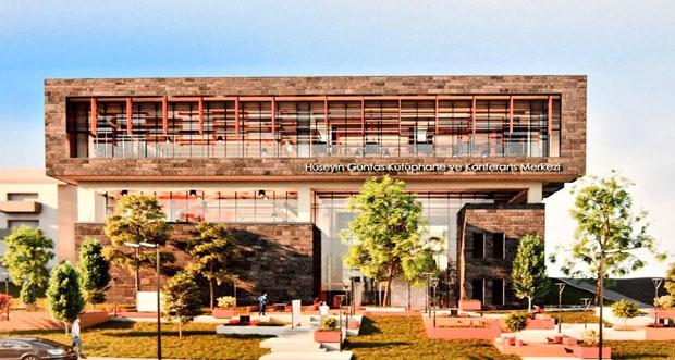 Tunceli Modern Kütüphane ve Konferans Salonuna Kavuşuyor
