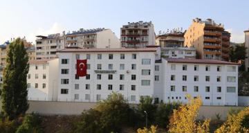 Tunceli'ye 200 Kişilik Lise Kız Yurdu