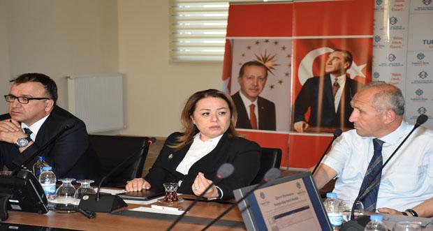 Kalite Koordinatörlüğü tarafından koordinasyon toplantısı gerçekleştirildi