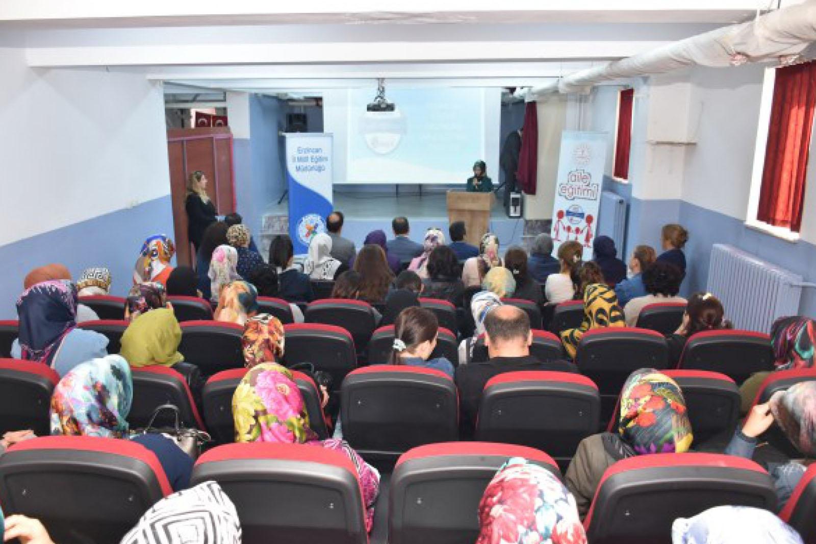 Odak 21. Yüzyıl Erzincan Aile Eğitimi Projesi Başladı