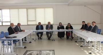 Mevlid-i Nebî Platformu Toplantısı Yapıldı