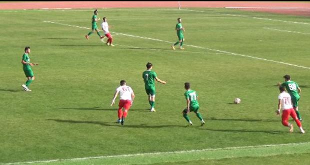 Erzincan Ulalarspor, DSİ Karadenizspor ile 0 -0 berabere kaldı