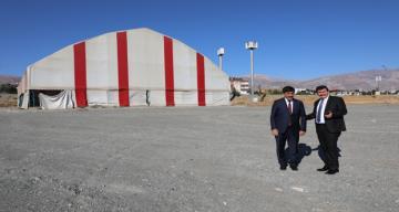 Erzincan'a Yeni Çok Amaçlı Kapalı Spor Salonu Müjdesi