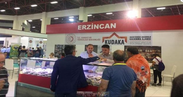 Bölgemizin Coğrafi İşaretli Ürünleri Antalya YÖREX'te Tanıtılıyor