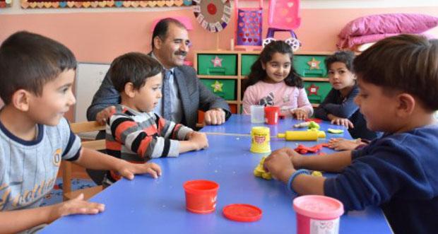 İl Millî Eğitim Müdürü Aziz GÜN,General Cihat Akyol İlkokulu'nu Ziyaret Etti