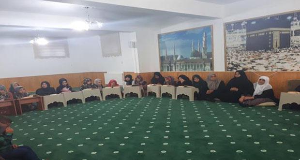 Erzincanlı Hanımlardan Mehmetçik'e Mânevî Destek