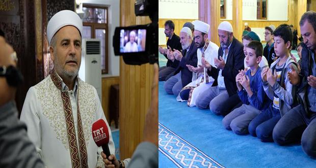 Barış Pınarı Harekâtının zafere Erişmesi İçin Ülkemiz ve İlimiz Camiilerinde Fetih Sûresi Okundu, Duâlar Edildi