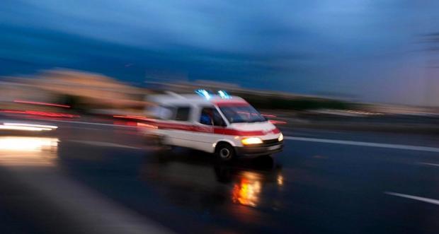 Erzincan'da trafik kazasında iki uzman çavuş yaralandı